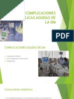 7.1complicaciones Metabolicas Agudas de La Dm Dr Peñita