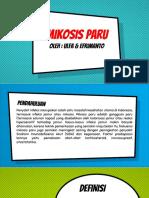 MIKOSIS PARU