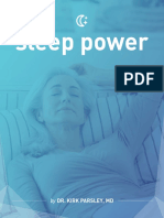 Sleep Power eBook