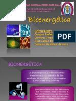 La Cadena Respiratoria y Fosforilación Oxidativa