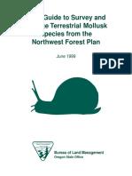 Terrestrial Gastropods Guide