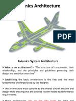 Avionics Architectures