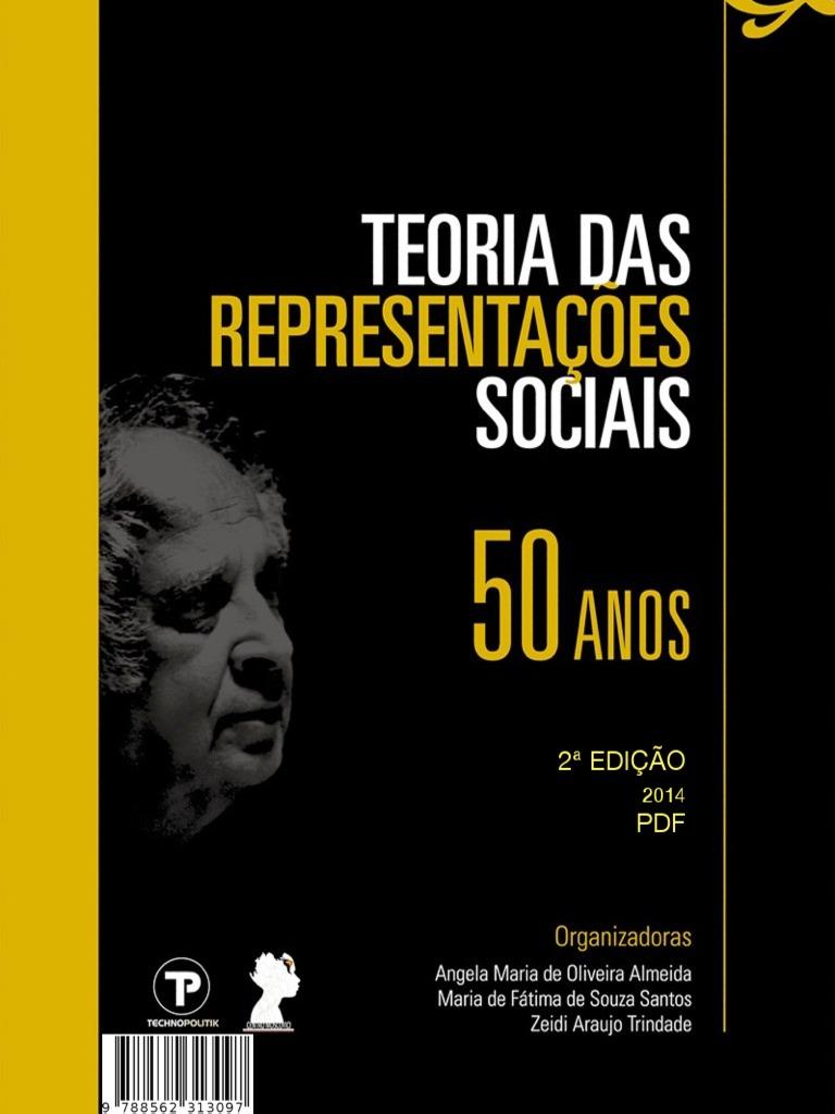 dfa081cc57caa Teoria das Representações Sociais