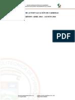 Debillidades y Fortalezas Indicador E.2.1.01
