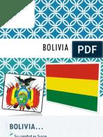 Bolivia Compatible