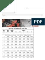LKG Group of Companies - Price List.pdf