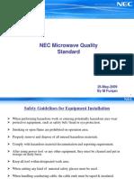 NEC TP MW Installation Standards