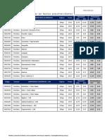 Lista de Precios General 2017 - Provincias-1