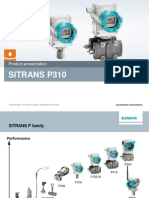 Product Presentation Sitransp P310 En