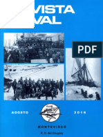 Revista Naval Nro. 81 -  Agosto 2016