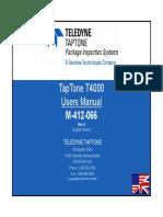 M-412-066 T4000 Users Manual English Rev A.pdf