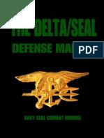 U.S. Navy SEAL Hand To Hand Combat Manual Frank Cucci