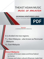 Music of Malaysia_southeast Asian Music