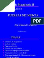 Clase MM2-2016-II (Fuerzas de Inercia)