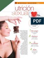 Nutricion Sexual