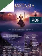 Anastasia (Original Broadway Cast)