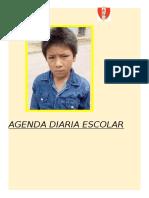 Agenda Diaria Escolar 2017