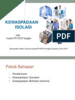 Materi Kewaspadaan Isolasi Inhouse training 2017 (Recovered).pdf