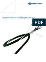 Electron Beam Crosslinking Technology