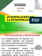 4.1. Justificacion de La Investigacion(1)