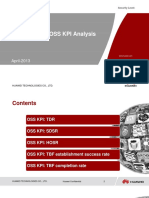 SOP Basic OSS KPI Analysis