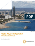 3Q2015 Global Project Finance Review