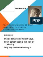 Elements of Psychology-1