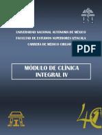 Clinica Ntegral IV
