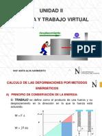 Energia y Trabajo Virtual
