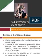 La Sucesión Intestada en El Perú---- Exposicion
