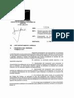 DICTAMEN 02.2 - Oportunidad Para Solicitar Servicios Mínimos (Ord. 1224,16!03!17)