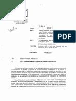 DICTAMEN 06 - Extensión de Beneficios y Vinculación a Un Instrumento Colectivo (Ord. 303-1, 18-01-17)