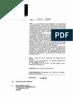 DICTAMEN 17 - Acuerdo con uno de los sindicatos para no calificar servicios mínimos (Ord. 1451-36, 03-04-17).pdf