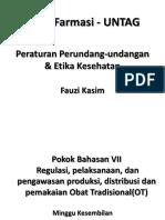 07_Regulasi__pelaksanaan__dan_pengawasan_produksi__distribusi_dan_pemakaian_Obat_Tradisional_OT_.pptx