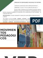 Movimientos Pedagógicos