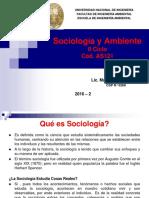 Unidad 1 - Sociologia - Teoria Sociologica