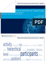 Diversity in CoLs (EDiNEB 2010)