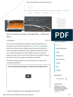 Publish an App on Google Play_ Here Are the 10 Easy Steps!