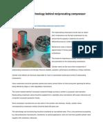 Unloader Valve in Reciprocating Compressor Capacity Control