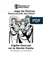 Cancionero Vigilia Pascual