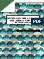Metodologia Para Pesquisa Em Culturas Populares-Ayala Org