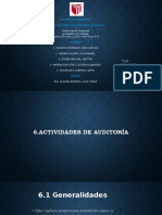 Auditorias de SGC Norma ISO 19001 2002 Cap. 6 7