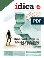 Innovaciones a La Ley Procesal Del Trabajo