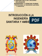 1. Introduccion a La Ingeniería Sanitaria y Ambiental Parte 1