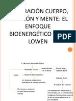 Enfoque Bioenergético