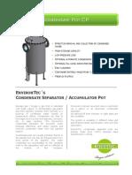 CP Condensate Pot_EN