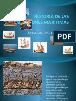 Clase 1 Historia de Las Embarcaciones