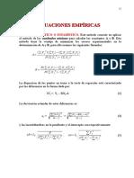 ECUACIONES EMPIRICAS METODO ESTADISTICO.doc