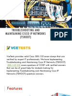 Cisco 300-135 VCE