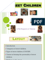 Street Children Presentation